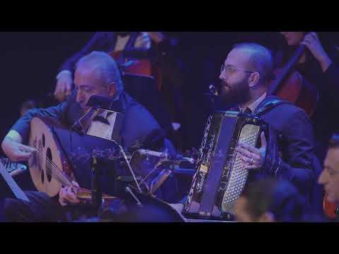 National Arab Orchestra -  Fakkarouni / فكروني - Mohamed Abd