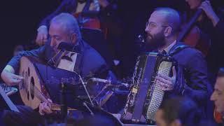 National Arab Orchestra - Fakkarouni / فكروني - Mohamed Abdelwahab (Instrumental)