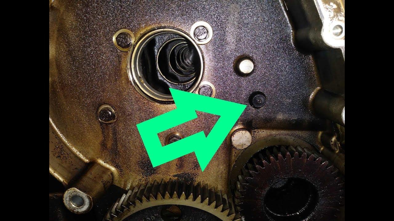Diesel Engine Timing Problems