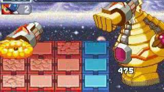 Megaman Battle Network 4 Blue Moon [Final Boss] Megaman Dark Soul + Duo Omega