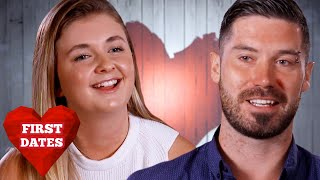Will Bridget Find Her Irish Funny Man? | First Dates Australia