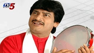 Ghazal Srinivas Heart Touching Village Songs | His Family Funny Chit Chat with TV5 News
