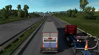 Euro Truck 2] 르망-브루주 운송