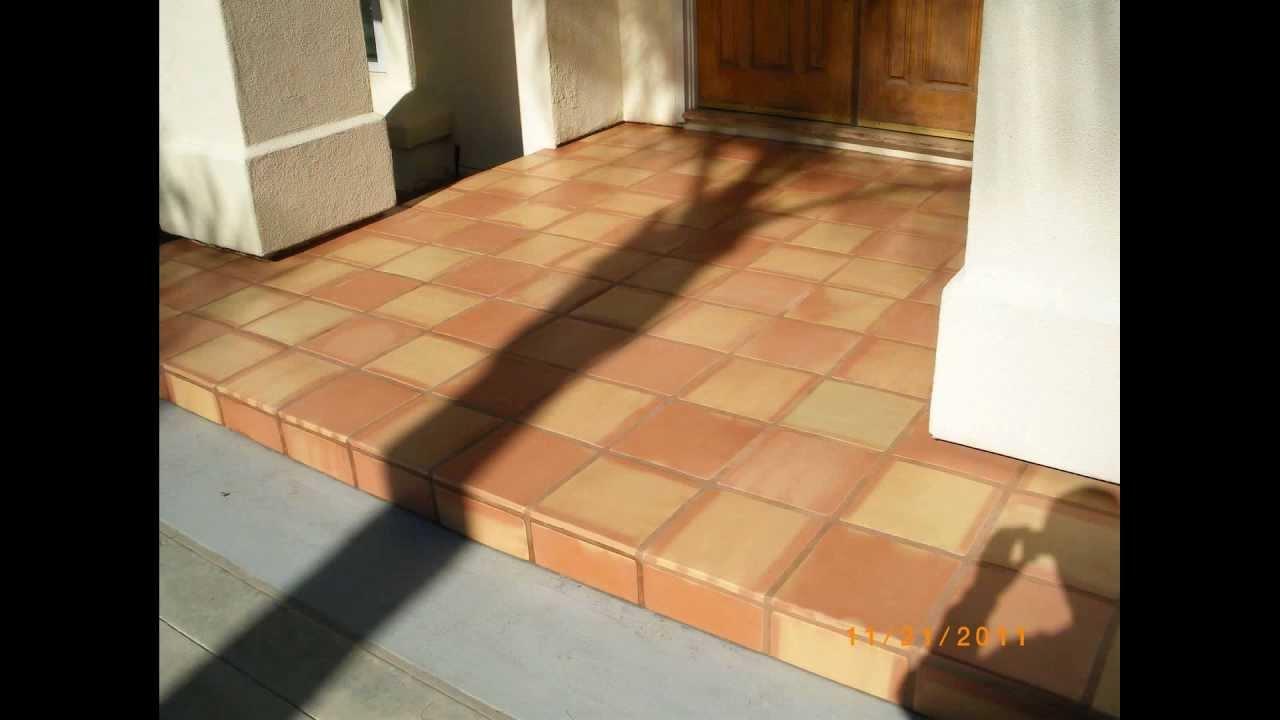 super saltillo tile laying