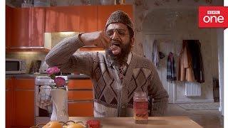 Mr Khan does the cinnamon challenge - Citizen Khan Series 5 Episode 6 - BBC One