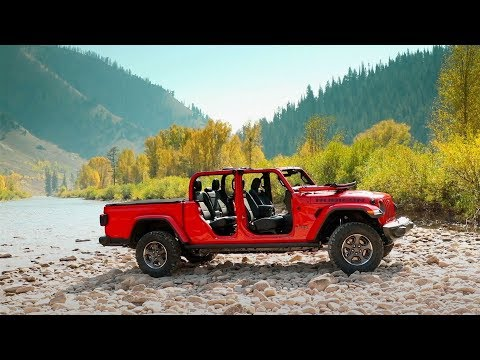 An inside look at the 2020 Jeep Gladiator Truck | HOUSTON LIFE | KPRC 2