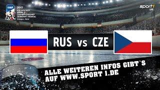 Rekord-Weltmeister Russland steht im WM-Halbfinale   Highlights   EISHOCKEY WM 2017