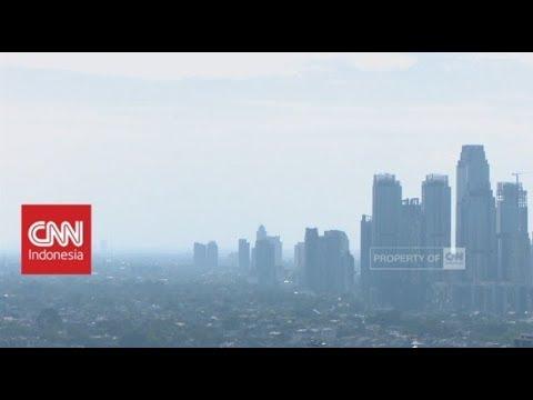 Berlindung dari Polusi Jakarta yang Berbahaya