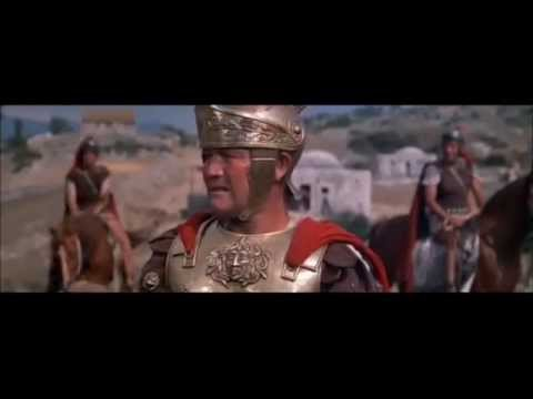 Ben Hur (movie 1959) Judah meets Jesus