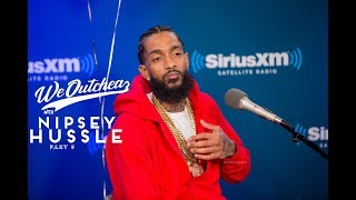 NIPSEY HUSSLE | Part 5 Thoughts on the Black Panther, Gang Culture, teamwork and more…