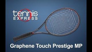 HEAD Graphene Touch Prestige MP Tennis Racquet Review | Tennis Express