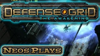 Defense Perfection! Defense Grid: The Awakening | Neos Plays