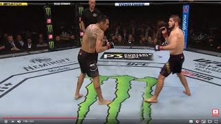 Khabib Nurmagomedov Vs Tony Ferguson UFC 249 Free Full Fight