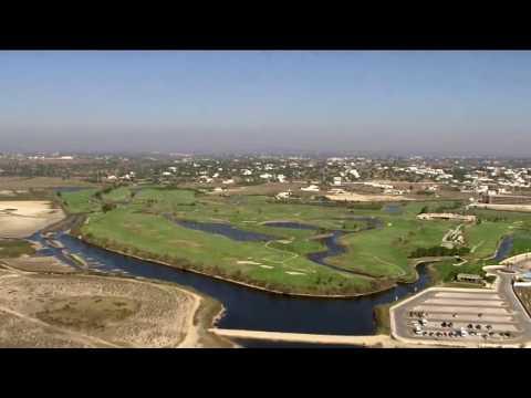 Salgados Golf Course, Albufeira, Algarve, Portugal - Unravel Travel TV