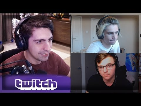 SHROUD tribute by Twitch   xQc gets 2nd STRIKE   WholeWheatPete BANNED