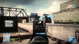 Battlefield 3 Gameplay Max Settings on GTX 580 PC HD 1080p