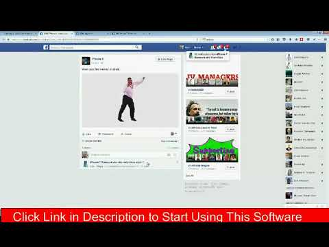 [GUIDE] Auto Like Facebook Photo 1000 Likes – WP Fan Machine 2.0 Review Demo