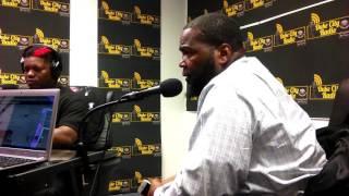 Dr.Umar Johnson talking interracial relationships on dukecityradio.com