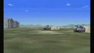 Gungriffon 2 - Sega Saturn - Replay
