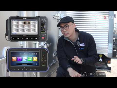 [G-scan] Japanese Commercial Truck Training Video_Chapter 3