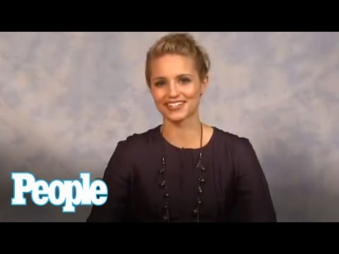Glee Auditions: Dianna Agron Is Over the 'Moon' | People