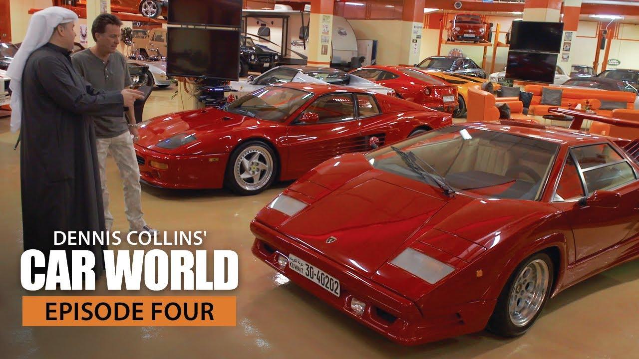 Dennis Collins 'Car World Ep. 4: El lenguaje universal de los automóviles + vídeo
