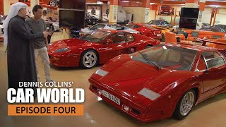 Dennis Collins' Car World Ep. 4: The Universal Language of Cars