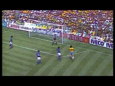 Mondiali 1982 Sintesi Di Italia Brasile 3 2 Parte 1