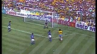 Mondiali 1982: Sintesi Di Italia Brasile 3-2, Parte 1