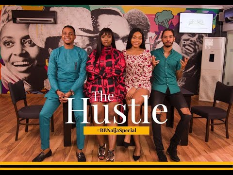 The Hustle - Big Brother Naija Special with Bam Bam, Lilo, Miyonse and KBrule | #WithChude
