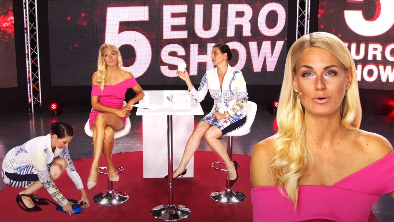 Die beliebte 5 EURO-SHOW vom 24.07.2020 bei pearl.tv mit Dany Michalski PEARL TV