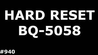 Скидання налаштувань БК удару 5058 потужність легень (жорсткий скидання БК 5058 сила удару легко)