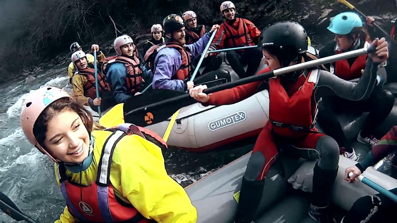 Rafting bagni di lucca itis g marconi 1 12 16 youtube - Rafting bagni di lucca ...
