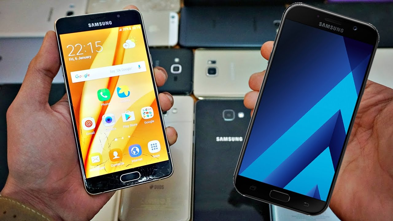 samsung galaxy a5 2017 vs galaxy a5 2016 should you upgrade early comparison 4k youtube. Black Bedroom Furniture Sets. Home Design Ideas