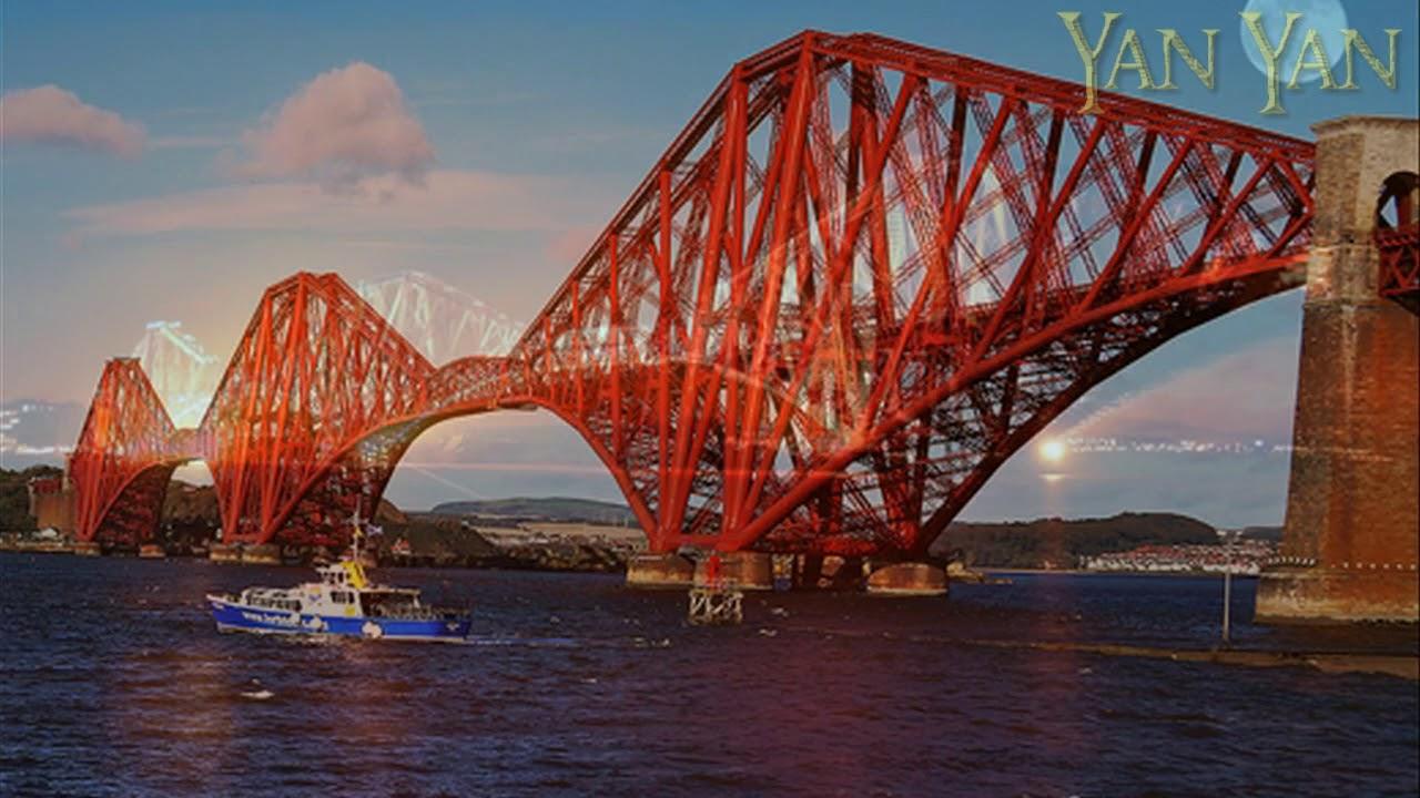 Top 10 những cây cầu đẹp nhất Thế Giới .