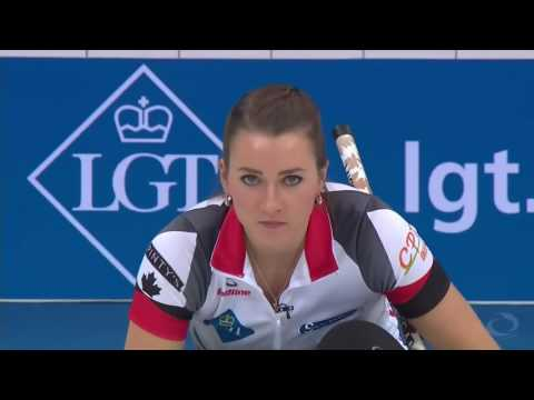 2017 World Womens Curling Championship - Gold Medal - Canada (Homan) vs. Russia (Sidorova)