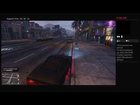 GTA Online with Ladz Gaming Australia