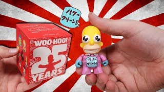 Opening 20 Simpsons Mystery Mini Figures!