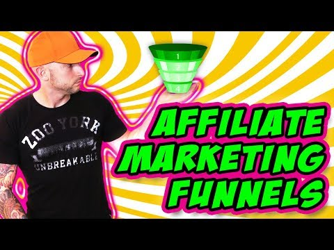 Affiliate Marketing Funnel- How To Create A Simple Sales Funnel