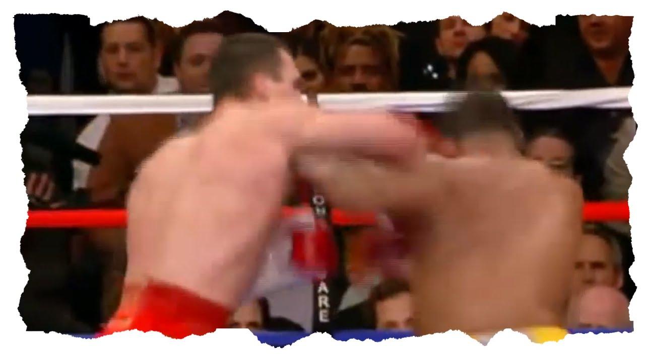 Wladimir Klitschko Vs Calvin Brock – Full Fight & Knockout