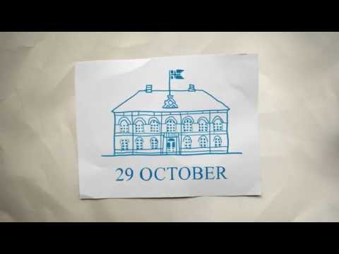 General Elections to the Icelandic Parliament 29 October 2016