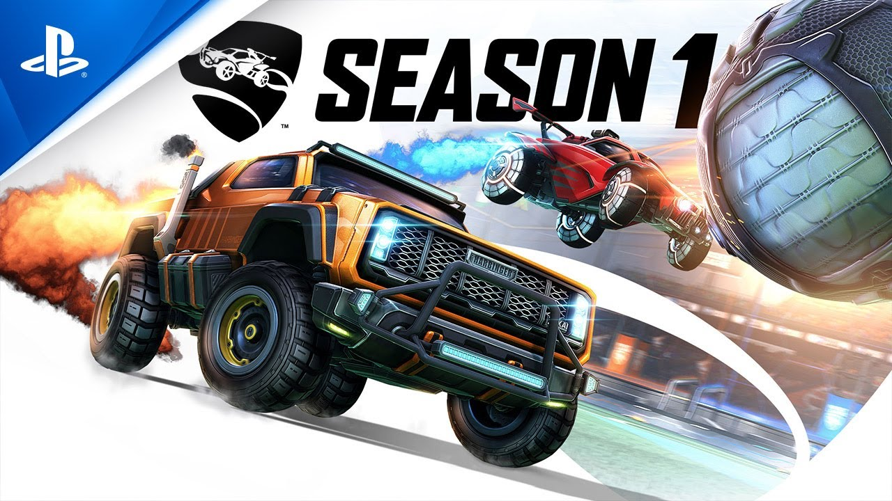 Rocket League – Bande-annonce saison 1 | PS4