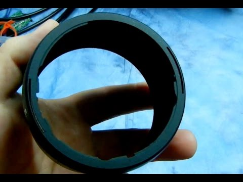 Angry Photographer: WHY your lens hood doesnt want to fit, and HOW TO FIX IT easy.