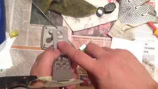 Заточка ножа Kizlyar Supreme Amigo X из D2