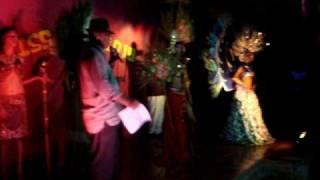 TRAJES DE FANTASIA MISS GAY SOMOTILLO 2010  -  HEGLOS DISCOTHEQUE - SOMOTILLO BACANAL.wmv
