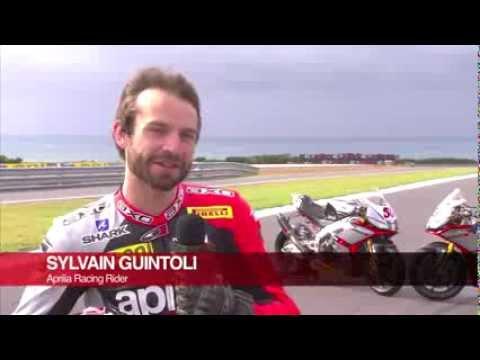 Sylvain Guintoli Interview