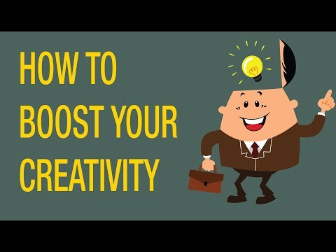 How to Boost Your Creativity – What is Stopping Me From Being Creative?