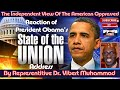 State Of The Union Address 2015: The Independent View Of The American Oppressed