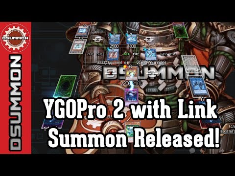 ygopro link summon android download apk