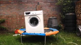 Dancing Death Metal Wash Machine!!!